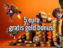 Gratis 5 euro gokken