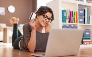 Makkelijk online betalen, thuis