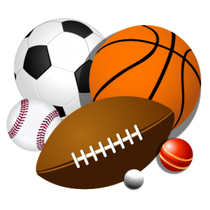 Allerlei sport ballen