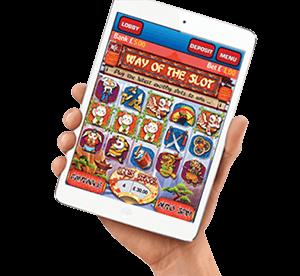 iPad casino gokken