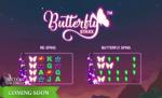 Nieuwe NetEnt gokkast op komst: Butterfly Staxx